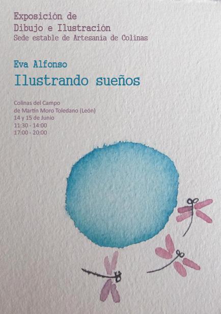 EvaAlfonso_IlustrandoSueños_cartel Web